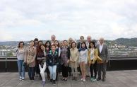 Chinesische Studenten besuchen Berufskolleg AHS