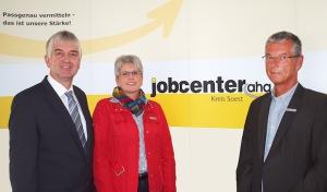 Jobcenter: Geschäftsbericht 2013 und Trend 2014