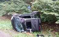 Kierspe: Verkehrsunfall auf der B 237