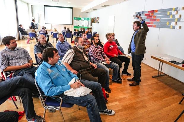 Photo of Aktive Betriebsrätekonferenz im Kreis Olpe