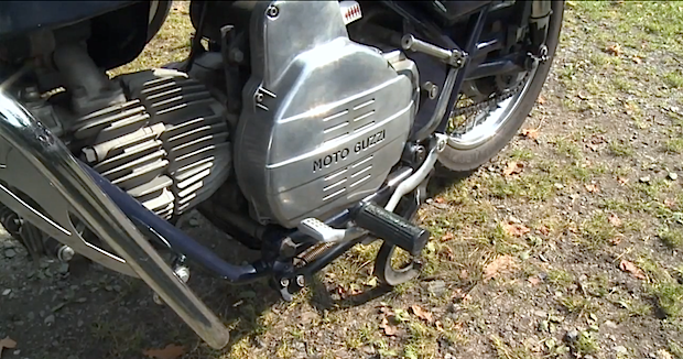Photo of Video: Moto Guzzi-Treff in Wenden-Elben
