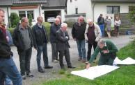 SPD informiert sich über geplanten NETTO-Standort