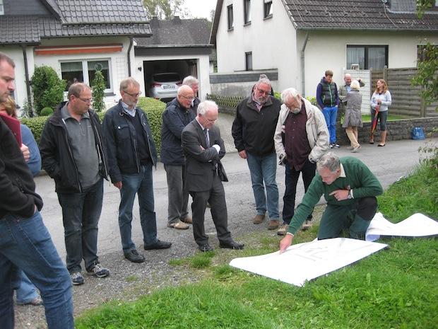 Photo of SPD informiert sich über geplanten NETTO-Standort