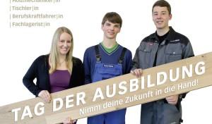 """MeisterWerke laden ein zum """"Tag der Ausbildung"""""""