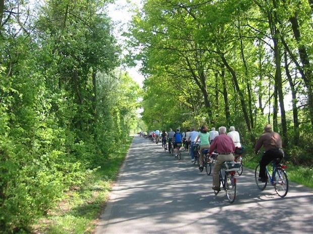 Photo of Öffentliche Führung: Radtour nach Mastholte