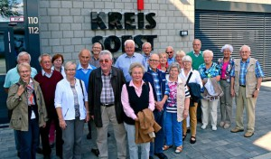 Soest: Führung durchs Rettungszentrum