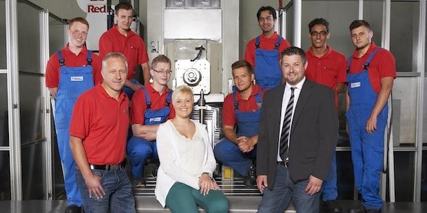 Photo of Rothenpieler Gruppe rüstet Mitarbeiter für die Zukunft
