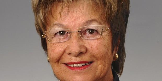 Photo of Irmgard Soldat bleibt JHA-Vorsitzende