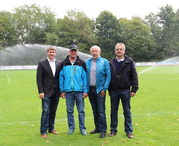 Photo of Sportplatz Störmede: Beregnungsanlage und Renovation