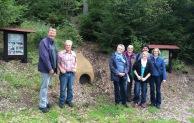 SPD-Fraktion durchwandert historischen Rundweg in Achenbach