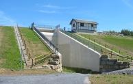 Warsteiner Hochwasserrückhaltebecken fertig