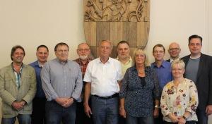 Gemeinde Wilnsdorf vereidigt neue Ortsvorsteher