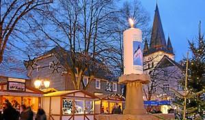Neue Ideen für den Drolshagener Weihnachtsmarkt