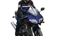 Motorradausrüstung für den Winter: Winterreifen und Co.