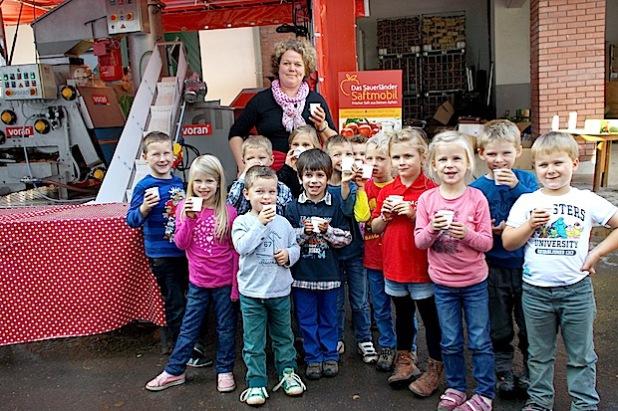 Foto: Städtischer Kindergarten Wallen