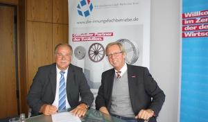 Berendsen und Kreishandwerkerschaft MK kooperieren