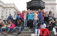 Rüthener Messdiener erleben drei Tage London