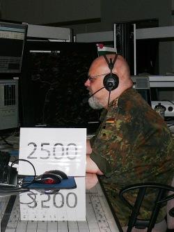Hauptmann Sven Kristophson (Foto: Einsatzführungsbereich 2/Luftwaffe)