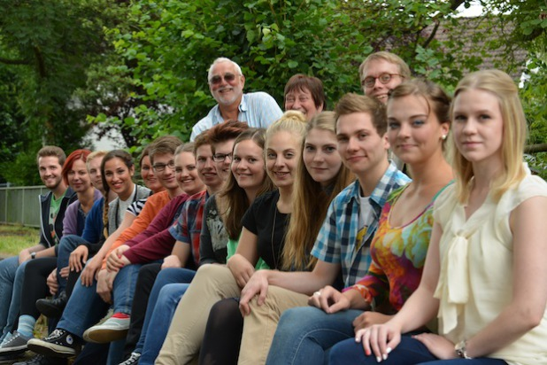 """Das Ensemble """"Musical & More"""" der Musikschule Hemer (Quelle: Stadt Hemer)"""
