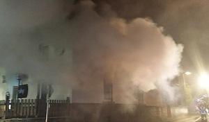 Wohnungsbrand in Kierspe-Rönsahl