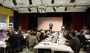 Innovativer Mittelstand im Fokus beim 12. Hemeraner Unternehmerfrühstück