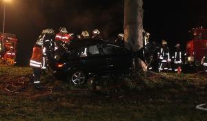 Olsberg: Verkehrsunfall mit tödlichen Verletzungen