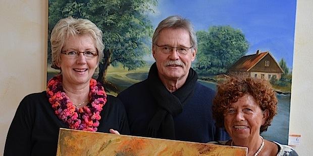 Photo of Kunstausstellung im Evangelischen Altenwohnheim Dahl