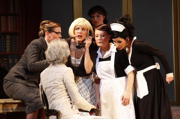 """Photo of Theaterhagen: """"Die acht Frauen"""" sagen au revoir"""