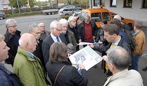 Bauausschuss bereiste Kreisgebiet