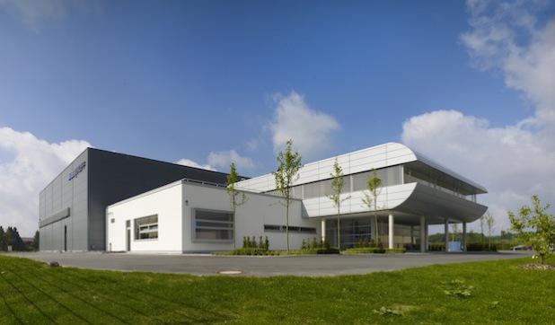 Der Unternehmenssitz der Berghoff Gruppe - Quelle: Spreeforum International GmbH