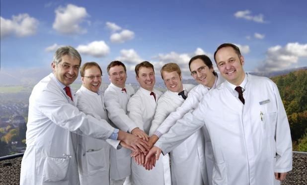 Die Chefärzte des St.-Marien-Hospitals Marsberg laden zum Dialog über häufige Krankheiten ein (Foto: St.-Marien-Hospital Marsberg).