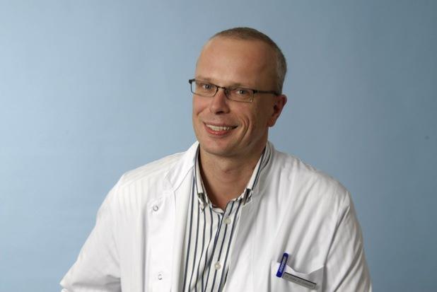Dr. med. Guido Caspari, Chefarzt Kardiologie (Foto: Fotostudio Schmidt)