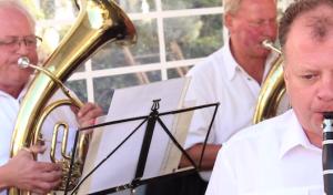 Video: Kapellenverein St. Georg Bühren feiert Jubiläum