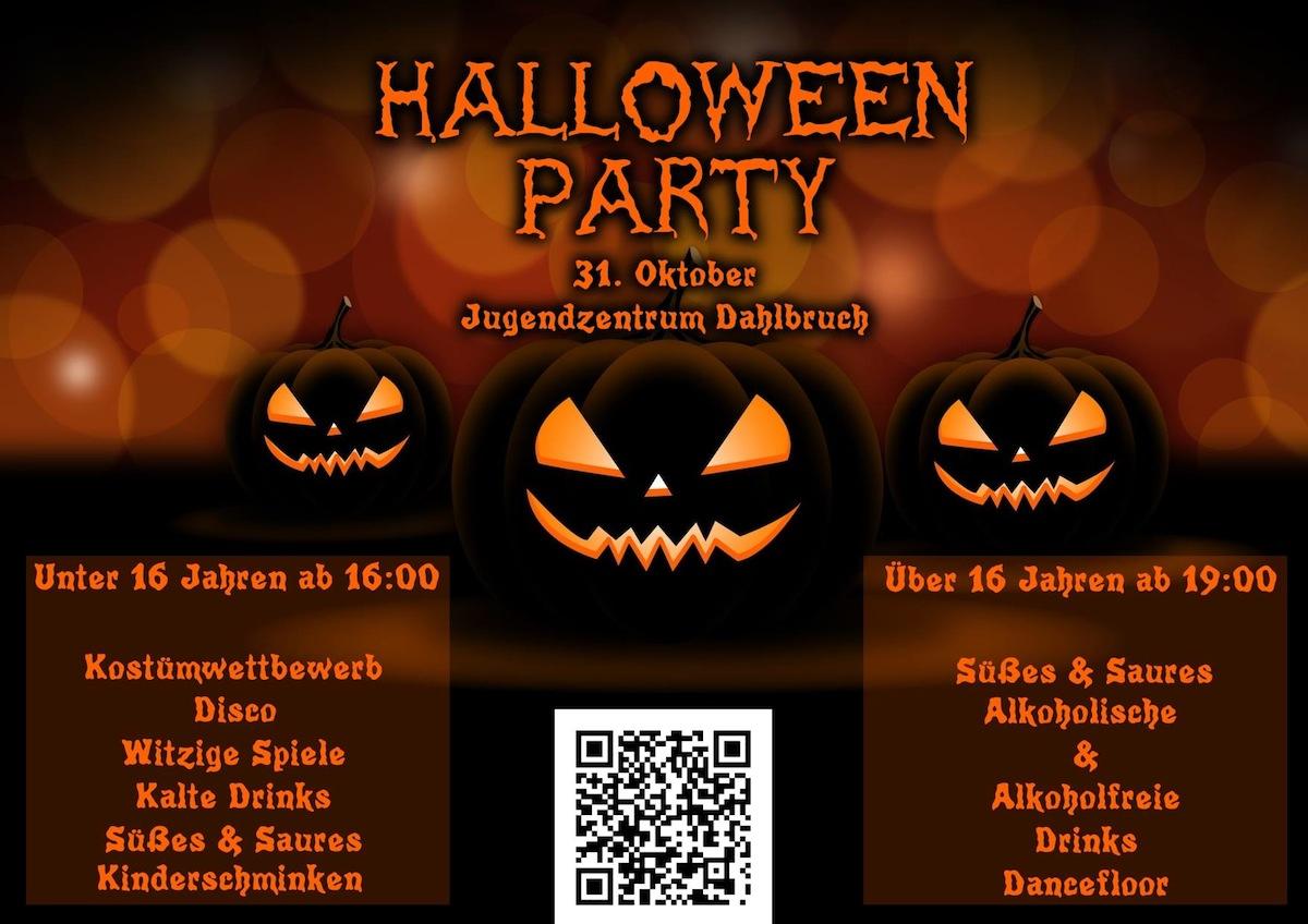 Photo of Halloween im Jugendzentrum Dahlbruch