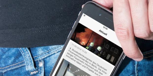 Photo of Feuerwehr Arnsberg: Smartphone-App bringt brandheiße News auf's Handy
