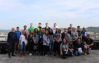 Schüler aus Danzig zu Besuch in Siegen-Weidenau