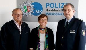 Intensive Zusammenarbeit in der Polizeiseelsorge stand im Fokus