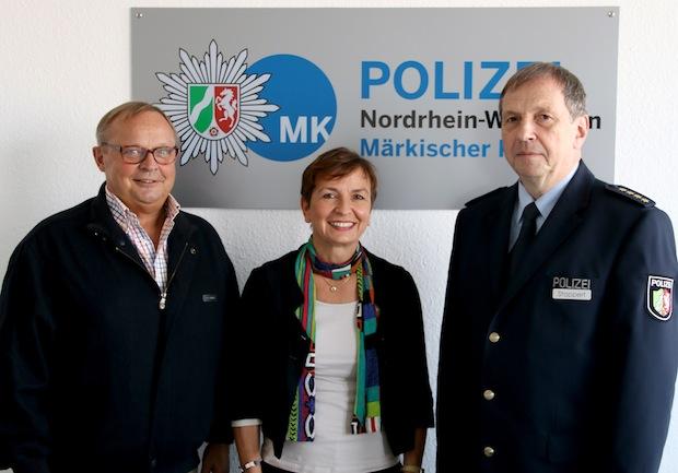 Photo of Intensive Zusammenarbeit in der Polizeiseelsorge stand im Fokus