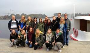 Jugendfreizeit führte in den Ferien nach Hamburg