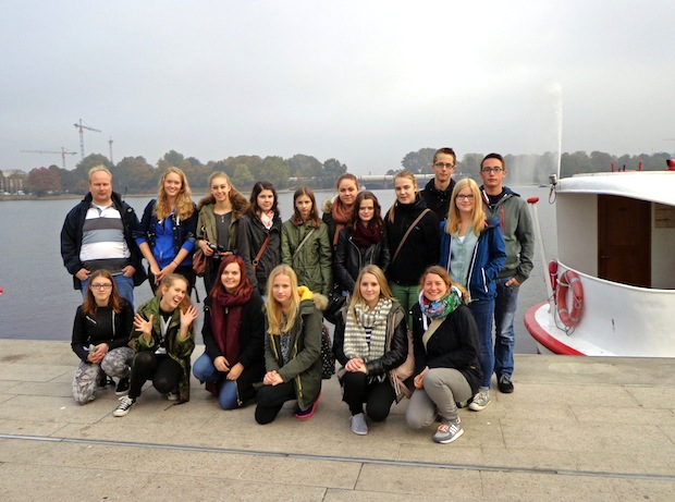 Photo of Jugendfreizeit führte in den Ferien nach Hamburg