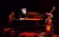 """Duo """"Nicosia Blues"""" im Restaurant der Olper Stadthalle"""