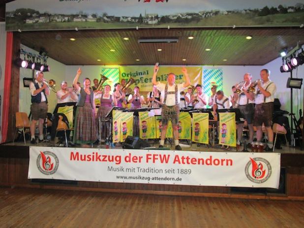 Quelle:  Musikzug der Freiwilligen Feuerwehr Attendorn