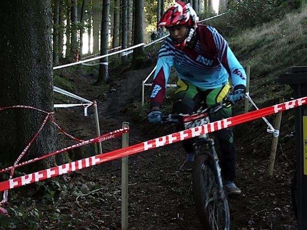 Downhill-Action (Quelle: Stadt Iserlohn)