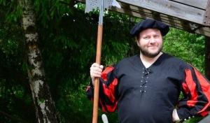 Amüsanter Streifzug mit Siegbert, dem Wächter des Waldes
