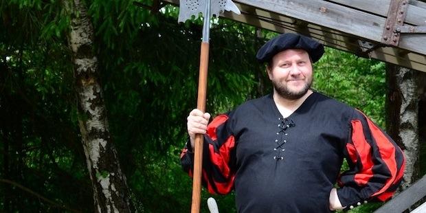 Photo of Amüsanter Streifzug mit Siegbert, dem Wächter des Waldes