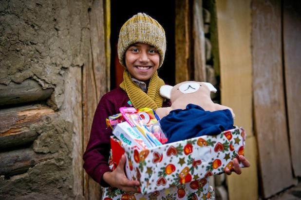 Silvia, 10, aus Milpos, Slowakei (Foto: David Vogt)