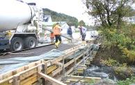 Zwei Brücken über die Henne werden saniert