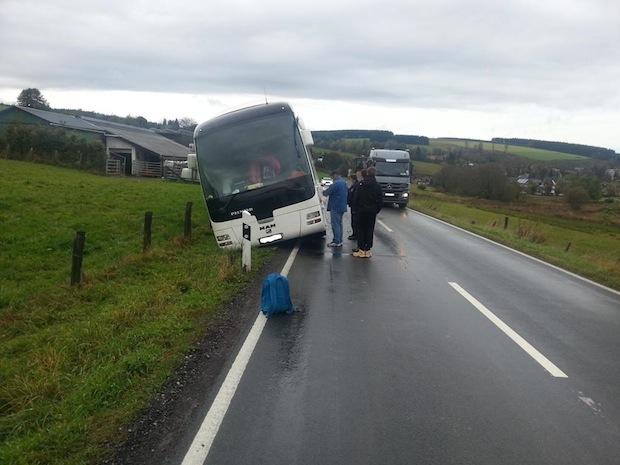 Photo of Reisegruppe mit 30 Kindern hatte Glück im Unglück