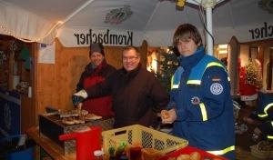 """""""Hütten des Attendorner Ehrenamtes"""" auf dem Weihnachtsmarkt"""