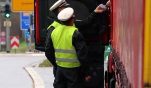 Sonderkontrollen des Güterverkehrs